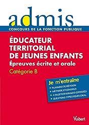 Educateur territorial de jeunes enfants : Epreuves écrite et orale Catégorie B