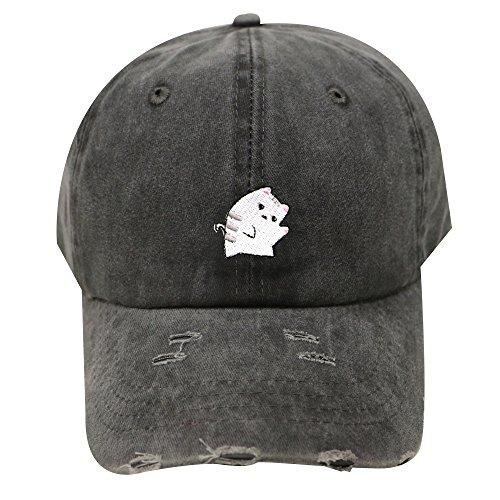 d53cc852 City Hunter C104 Cute Cat Cotton Baseball Dad Cap 25 Colors | Weshop ...