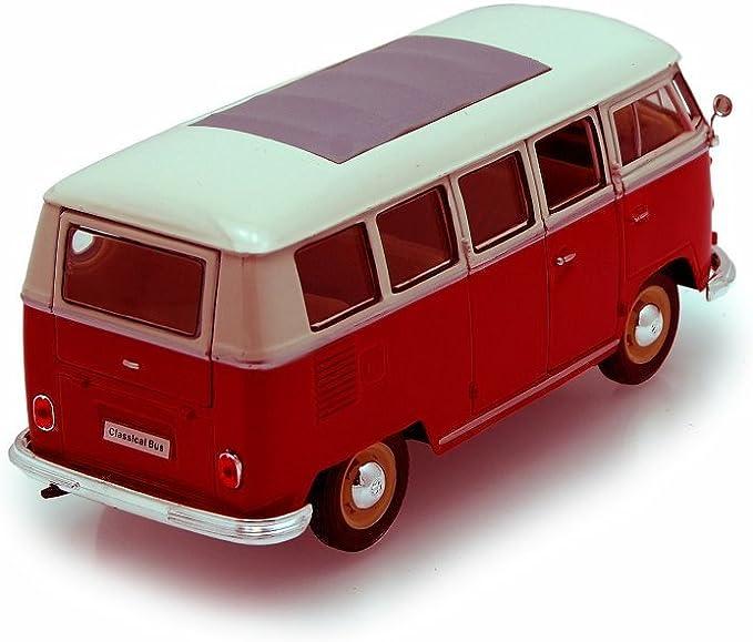 Premium ClassiXXs VW BUS t2 Camionnette Curry MOBILE SERVICE Factory #p02032 1:43