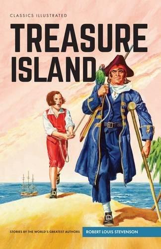 Download Treasure Island (Classics Illustrated) pdf