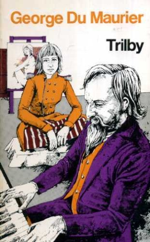 book cover of Trilby