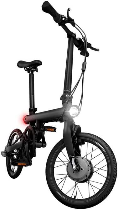 QiCycle XIAOMI, Adultos Unisex, Negro, 100: Amazon.es: Deportes y ...
