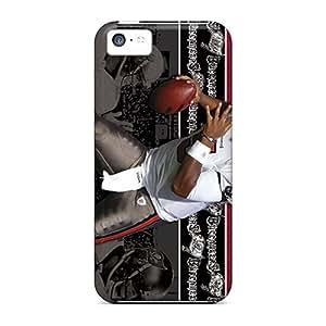 Iphone 5c UZN1166tMFD Customized Colorful Tampa Bay Buccaneers Image Protective Hard Phone Case -SherriFakhry