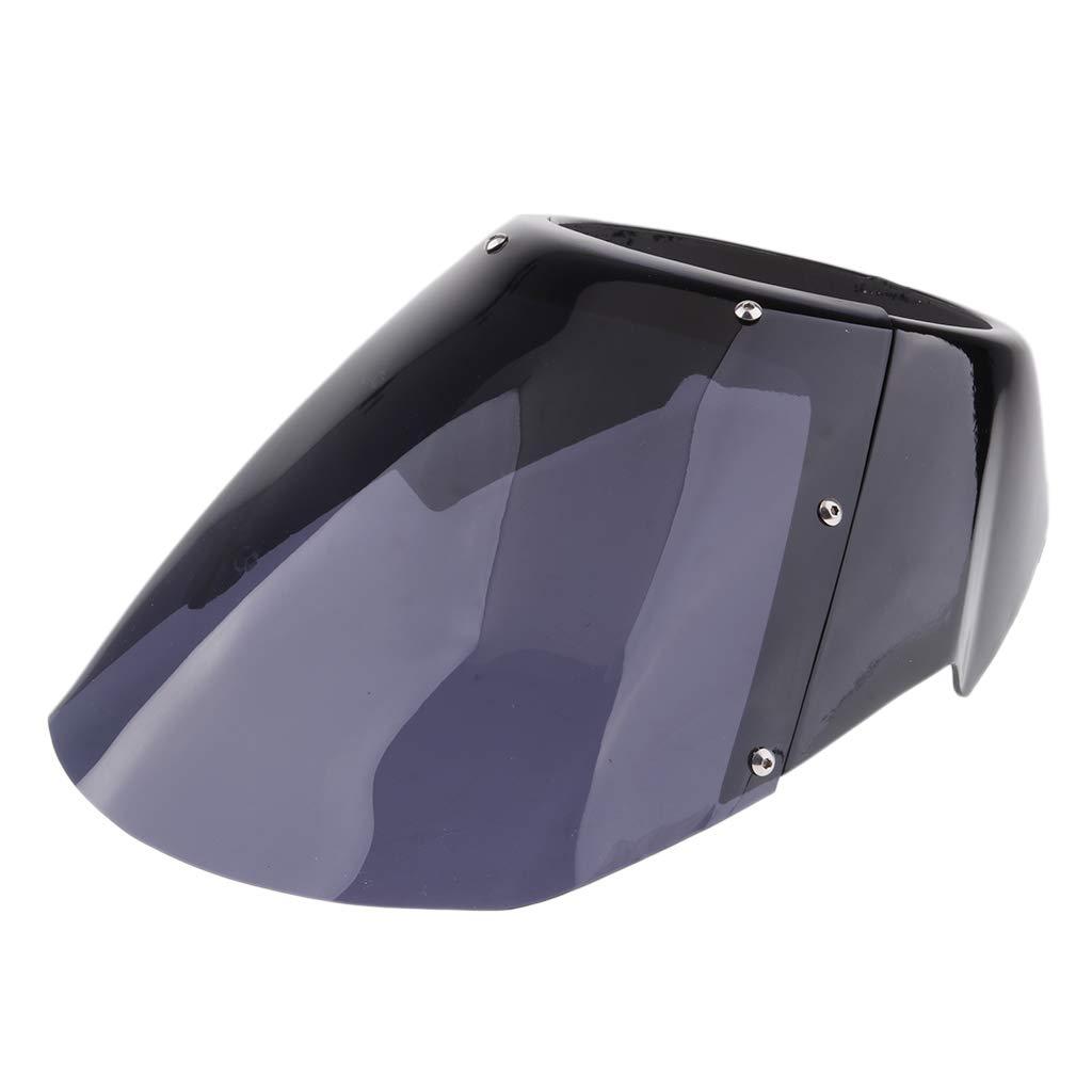 KESOTO Scheinwerferblende Frontverkleidung Lampenmaske Verkleidung Abdeckung Lichtmaske Verkleidung f/ür Motorrad Dirt