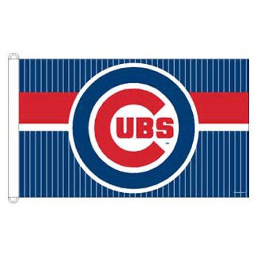 WinCraft Baseball Flag Chicago Cubs 3ft x 5ft