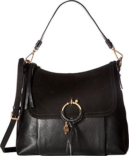 Chloe Hobo Black Bag - 2