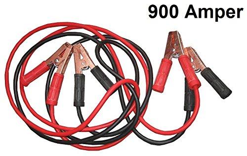 900 AMP 6 m. Starthilfekabel Überbrückungskabel Starterkabel