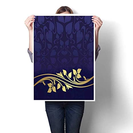 Cuadro decorativo para pared, diseño de falda escocesa con cuadros ...