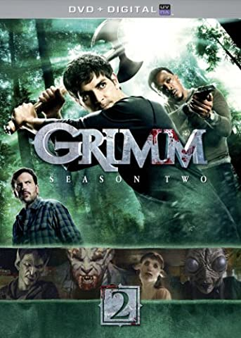 Grimm: Season 2 (Grimm Dvd Season 4)