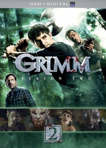 Grimm: Season 2 (Grimm 4 Dvd Season)