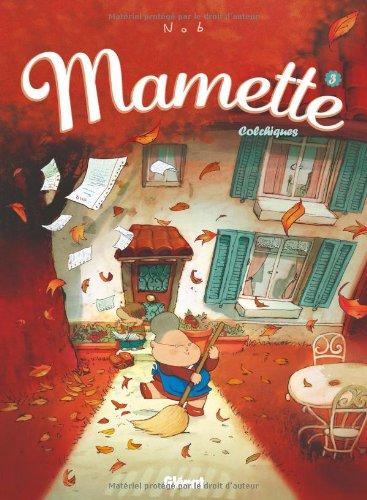 Mamette n° 3 Colchiques