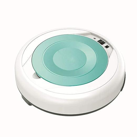 Robot Vacuum Cleaner Aspirador fuerte succión del hogar Barrido ...