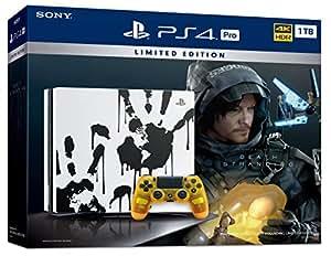 Sony PlayStation 4 Pro DEATH STRANDING Limited Edition Bundle (1TB) PlayStation 4