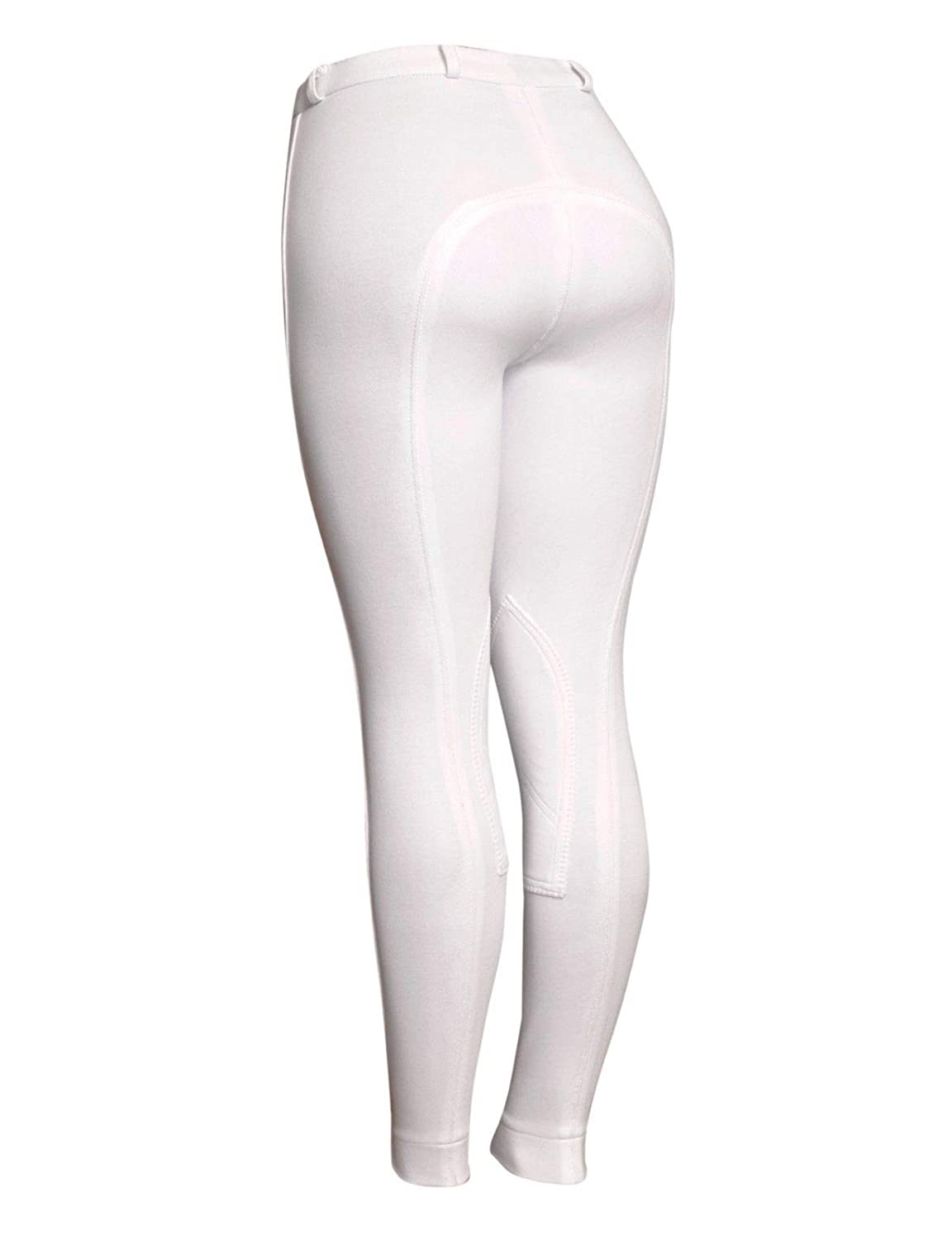 Astile Equestrian Childrens//Kids Horse Riding Jodhpurs//Breeches from 18 to 28 Waist Soft Stretchy