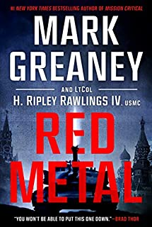 Book Cover: Red Metal