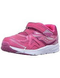 Saucony Girls Baby Ride Sneaker (Little Kid/Toddler)