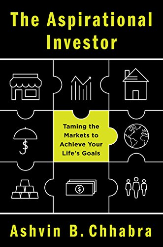 The Aspirational Investor: Taming the Markets to Achieve Your Life's Goals cover