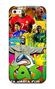 Iphone 6 plus (5.5) QSxAUVh4475RLdeS Fifa World Cup 2014s Tpu Silicone Gel Case Cover. Fits Iphone 6 plus (5.5)