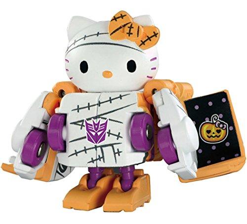 Animewild Transformers QTC01H Hello Kitty Halloween Edition 2015 -