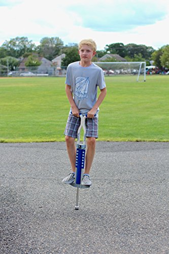 51UN0uIlGbL - Flybar Foam Master Pogo Stick For Kids Boys & Girls Ages 9 & Up, 80 to 160 Lbs - Fun Quality Pogostick By The Original Pogo Stick Company