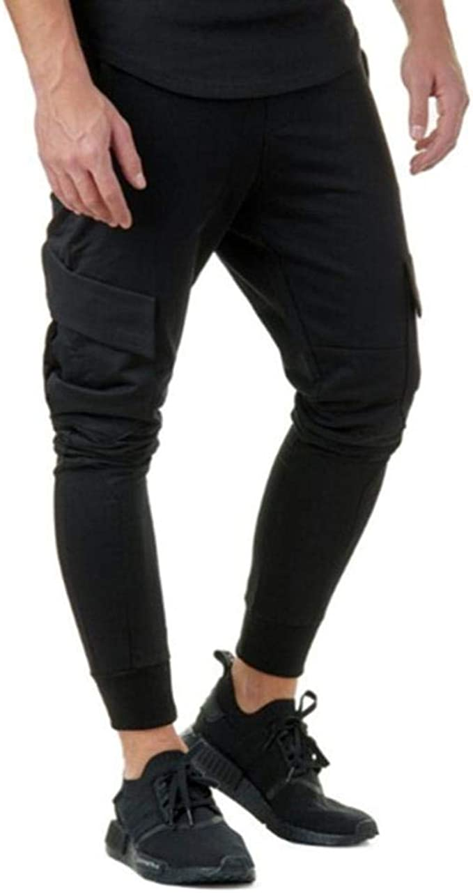 Muramba Clearance Men Pants Casual Pocket Sport Work Trouser