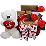 All My Love Chocolate Gift Basket