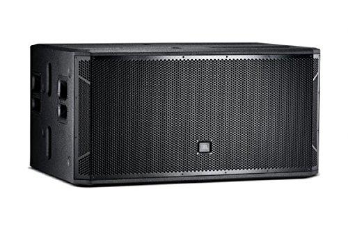 JBL STX828S Dual 18-Inch Bass Reflex Subwoofer by JBL Professional