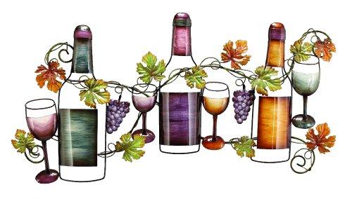 wall art wine - 3