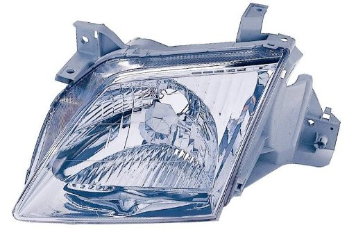 Depo 316-1121R-AS Mazda MPV Passenger Side Replacement Headlight Assembly 02-00-316-1121R-AS