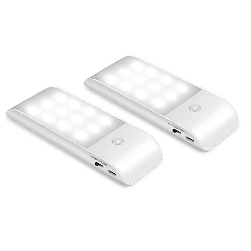 Webla - Luz de Armario de Carga USB LED USB con Sensor de ...