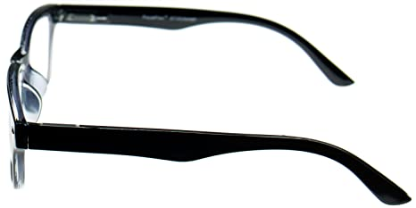 16bc6a88ecc Amazon.com  Aloha Eyewear Tek Spex 8005 Unisex Progressive No-Line Bifocal Reader  Glasses (Black +2.00)  Health   Personal Care