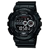Watches : Casio Men's GD100-1BCR G-Shock X-Large Black Multi-Functional Digital Sport W...
