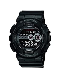 G-Shock World Time Chrono Digital Black Dial Men's watch #GD100-1B