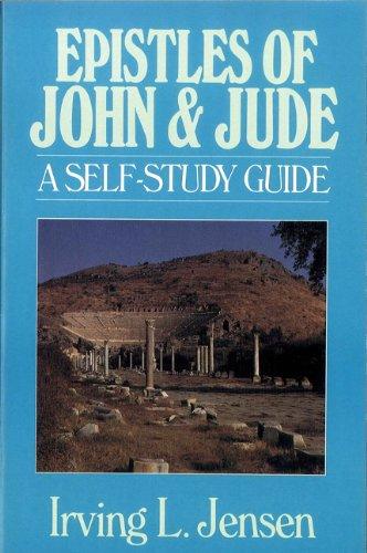 Epistle of John & Jude- Jensen Bible Self Study Guide (Jensen Bible Self-Study Guide Series)