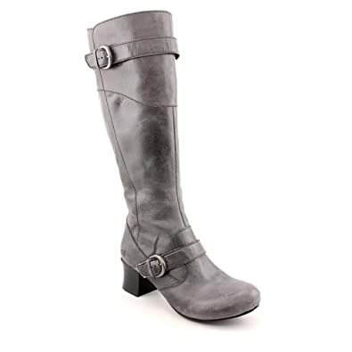 838f287eb Amazon.com | Women's Born, Aggie Tall leather Boots | Knee-High