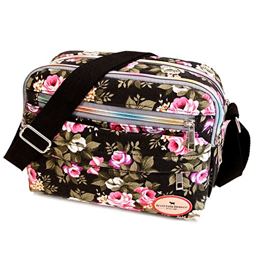 JD Million shop Fashion Printing Women Messenger Bags Canvas Bags Mummy Bag