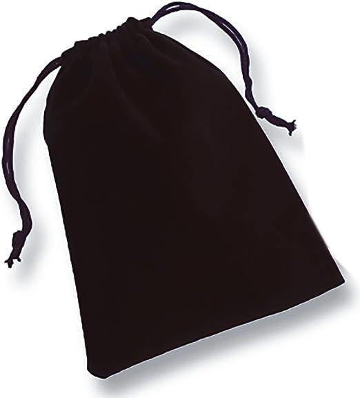 Black Nancy/'s 2 x 2 1//2 Drawstring Pouch