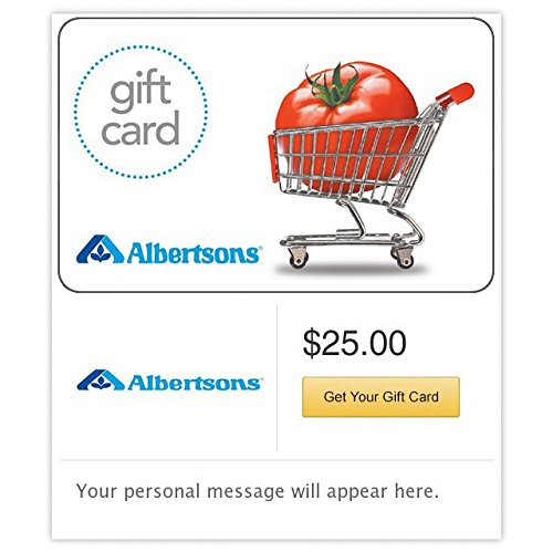 Amazon com: Albertson's Configuration Asin - Email Delivery: Gift Cards