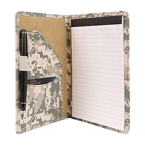 (Small ACU Digital Camo Padfolio Organizer Note Pad Jotter)