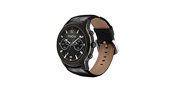 Finow X5 Air 3 G SmartWatch Phone Heart Rate Monitor GPS Tracker ...