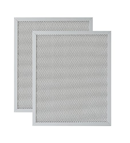 2 X Broan 97007696 Nutone 8-3/4-Inch Range Hood Filter with
