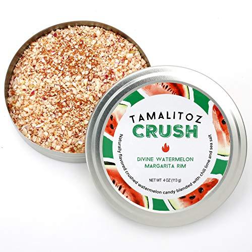 Tamalitoz Crush : Rimming Sugar Salt for Margarita and sorbet topper by Tamalitoz by Sugarox (Image #1)