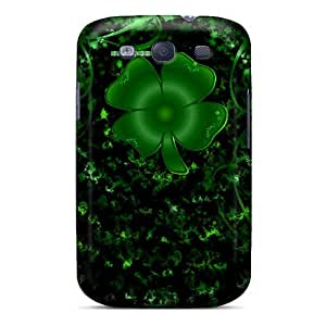Awesome Case Cover/galaxy S3 Defender Case Cover(st Pats Day)