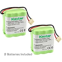 Kastar GPHC152M07 Battery (2 Pack), Ni-MH 7.2V 2000mAh, Replacement for Dirt-Devil GPHC152M07, Mint 4200, M678, EVO M678