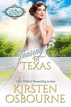 Teasing Texas At Altar Book ebook product image