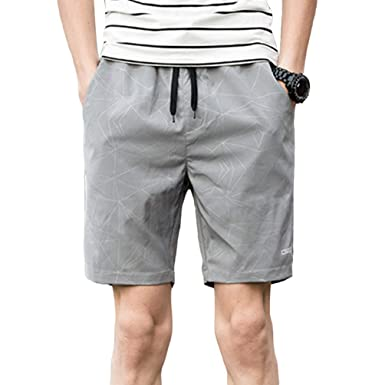 Pantalones Cortos De Hombres Los De Chándal Bermudas Pantalones De ...