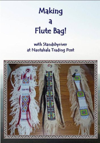 How to Make a Flute Bag with Beadwork