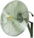 Wall Fan Size: 24''