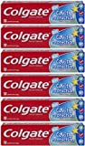 Colgate Kids Cavity Protection Toothpaste, Bubble Fruit, 4.6 Ounce, 6-pack