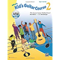 Alfred's Kid's Guitar Course 2: The Easiest Guitar Method Ever!, Book and Online Audio